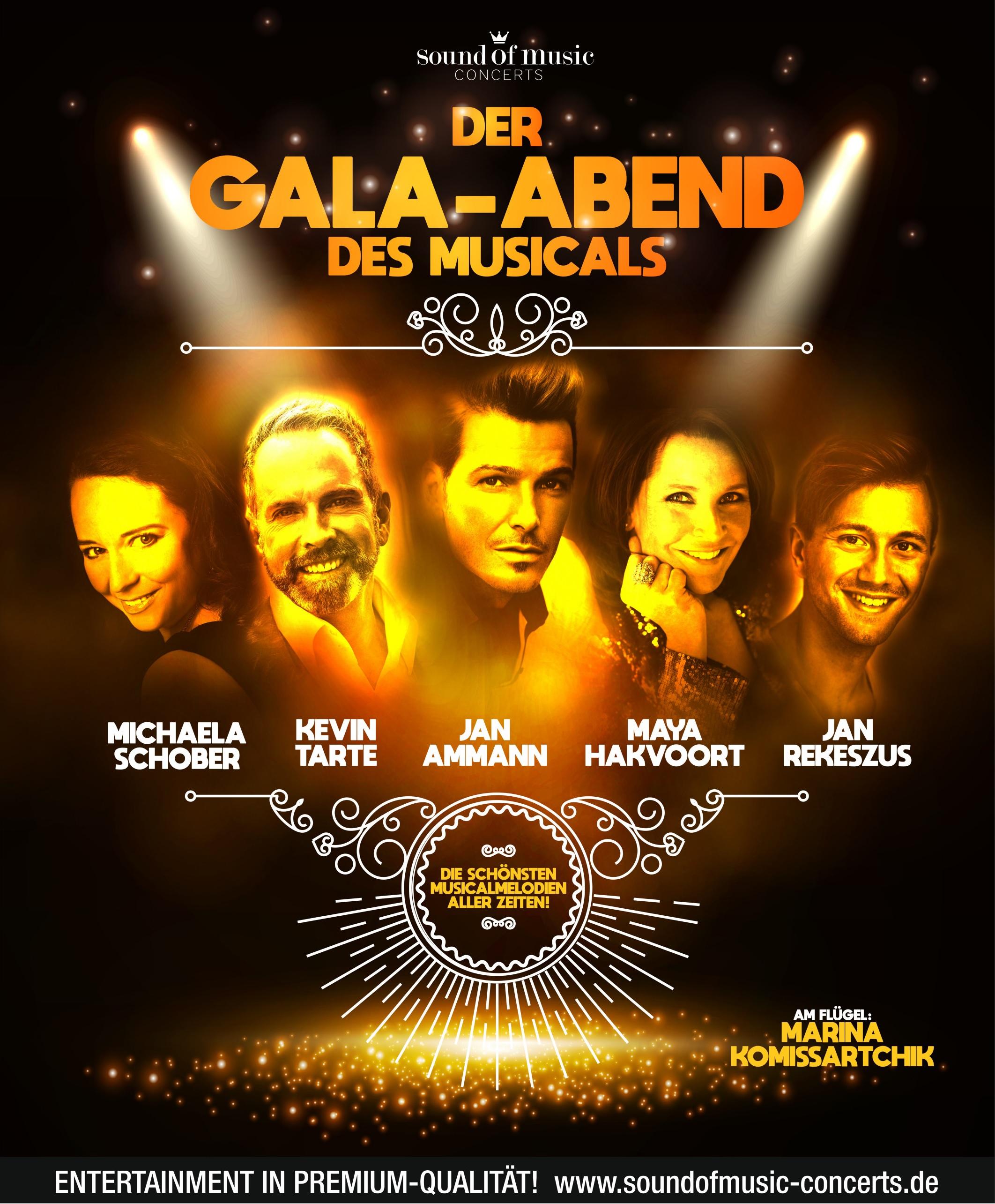 GALA-ABEND DES MUSICALS